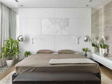 Кровать без изголовья. Идеи дизайна