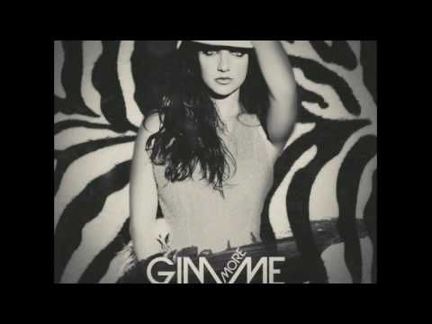 (20) Britney Spears - Gimme More (Glory Tour Studio Version) - YouTube