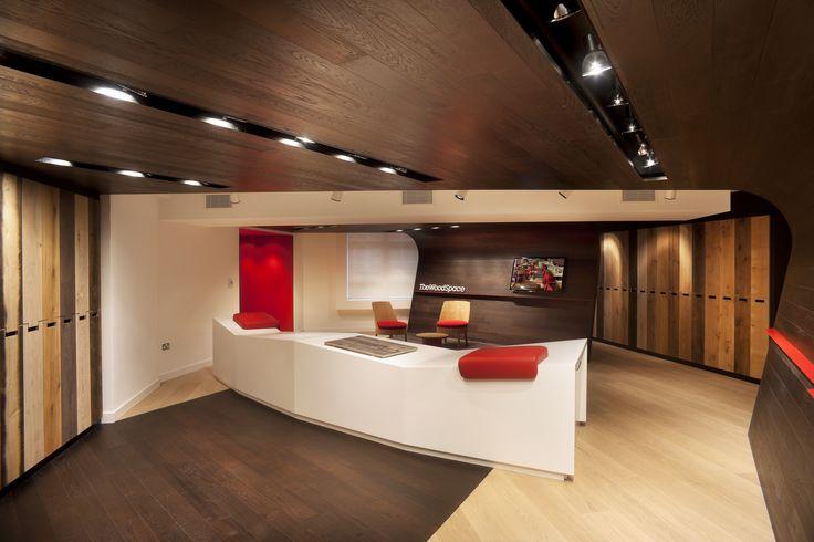 The Wood Space- Havwoods London Showroom
