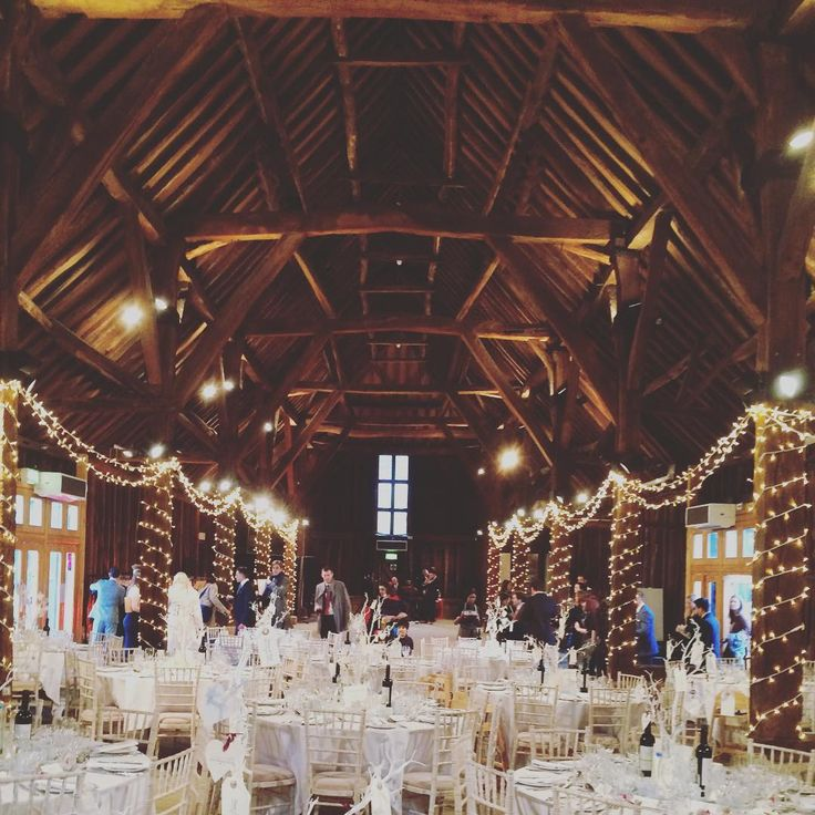 greatbarn wedding catering by TotalHospitality lighting oakwoodevents