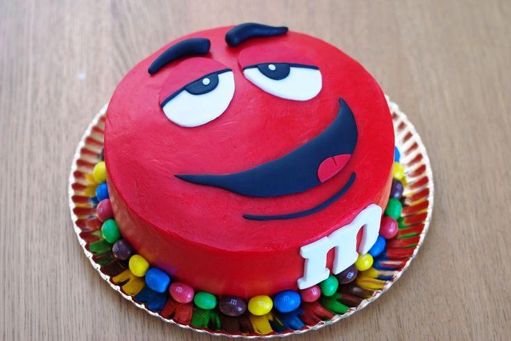 m nuttella cake