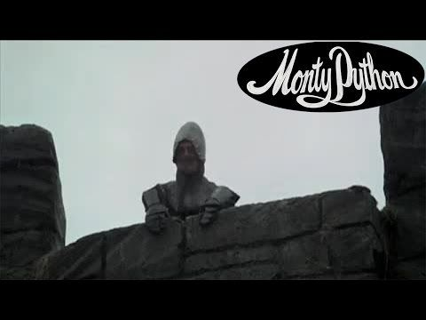 Monty Python  Monty Python and The Holy Grail Your mother was a hamster and your father smelled of elderberries  French insults
