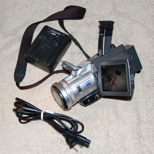 PANASONIC-NV-MX2500-Mini-DV-Leica-Dicomar-1-1-6-10x-Zoom-SD-Video-Recorder-Japan