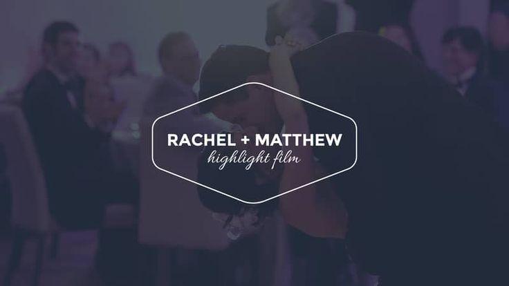 St Monica Catholic Rosewood Mansion Dallas Wedding Highlight Film // Rachel + Matthew on Vimeo