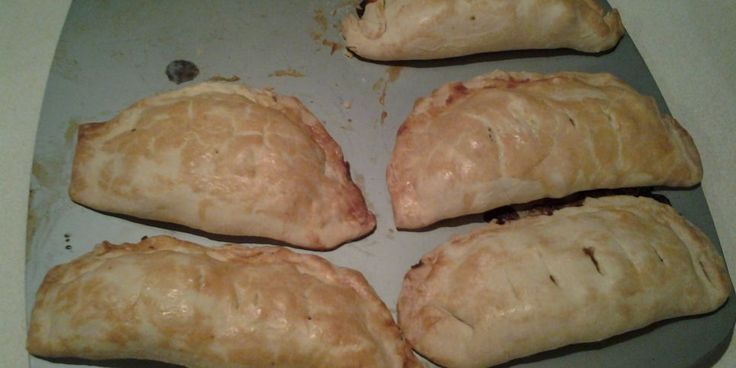 how to make pasties easy