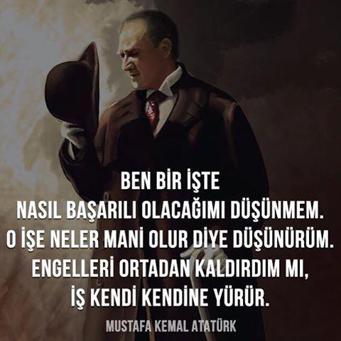 * Mustafa Kemal Atatürk