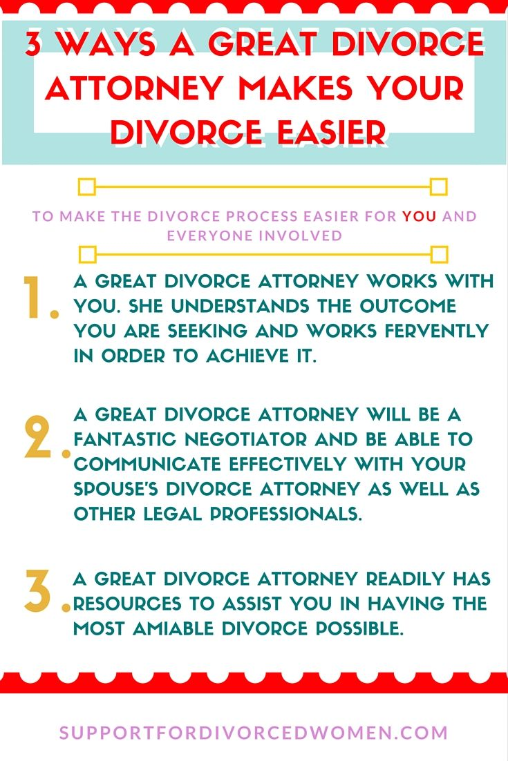 A great divorce attorney is one that matches your personality, is a good communicator and offers resources...  Read More: coachingfordivorcedwomen.com/great-divorce-attorney/