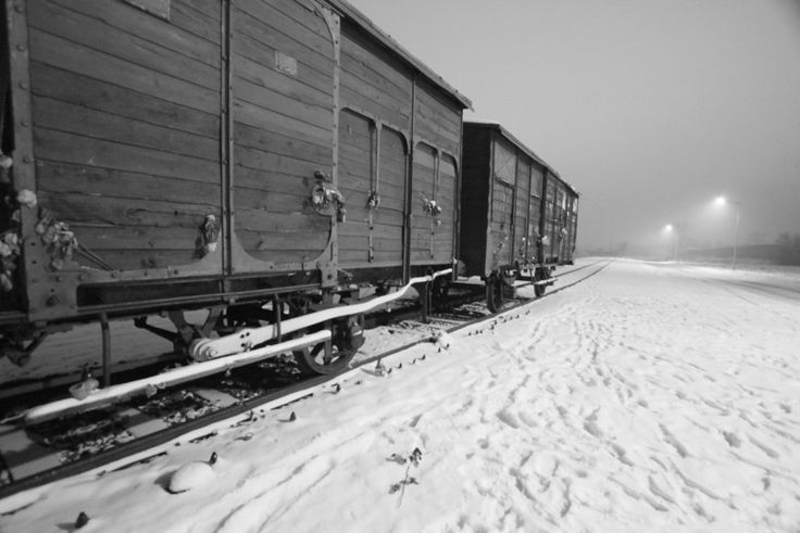 The old Jewish ramp (Altejudenrampe) was located between Auschwitz I and Auschwitz II-Birkenau camp. Transports of Jews arrived there between spring 1942 and May 1944.