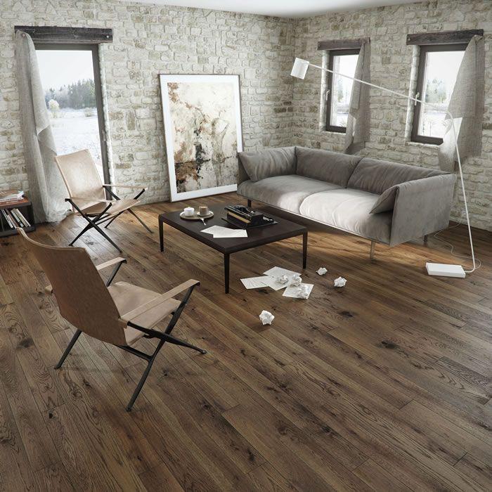 Natura Oak Aran Engineered Wood Flooring
