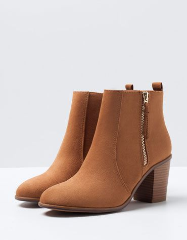 Bottines à talons Bershka - NOUVELLE COLLECTION - Bershka France