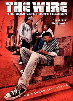Fav season of The Wire...Michael was a beast!!