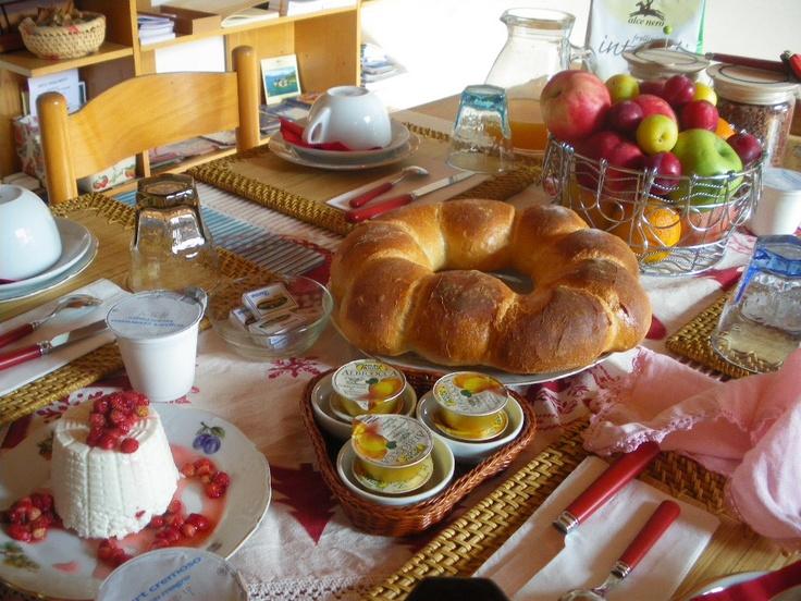 Bio Buffet Breakfast