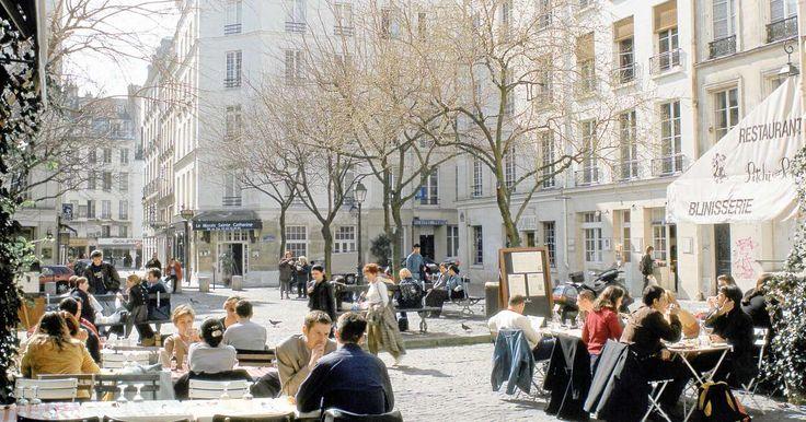 Le Marais er et af de ældste og mest populære kvarterer i Frankrigs hovedstad