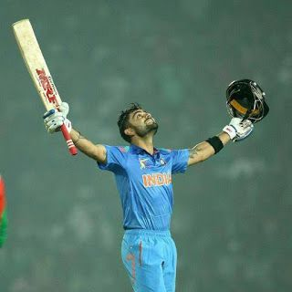 Cricket: Virat Kohli international career early years    అం...