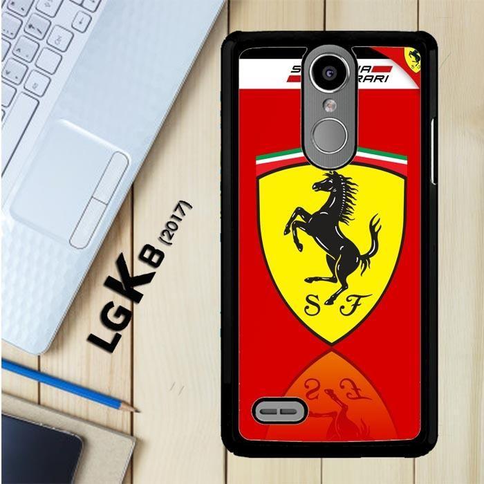 Scuderia Ferrari Formula 1 X3358 LG K8 2017 / LG Aristo / LG