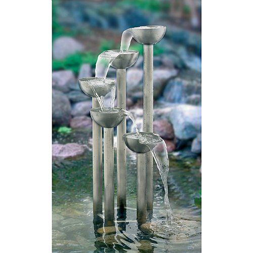 299 best Fountains images on Pinterest Fountain Outdoor