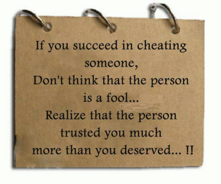 cheating quotes and sayings - photo #28