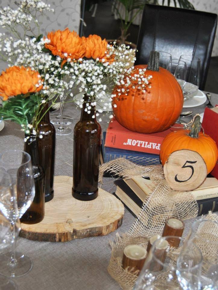deco diy por molinetes de ilusin centro de mesa cantabria decoracin
