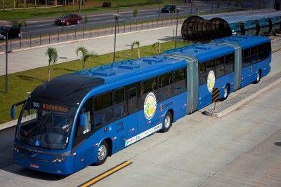 El RMTC Goiânia, consorcio de empresas responsables del transporte público en Goiânia mejora su sistema de transporte inteligente La solución ITS4Mobility de Volvo, combinado con el liderazgo de Ericsson en servicios y sistemas integración para conectar industrias, apoya la operación diaria de la