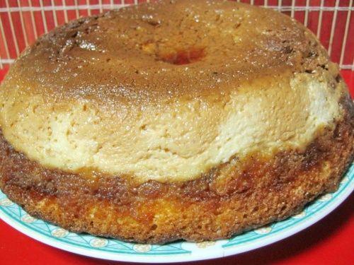 Crema de zahar ars, cu blat - imagine 1 mare