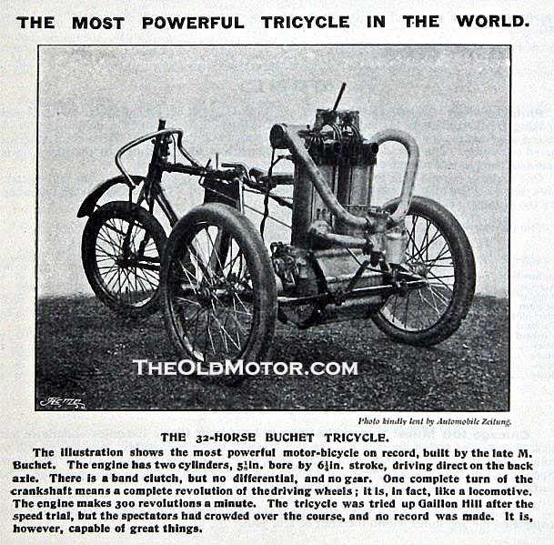 初期フランス語レーシングバイク| オールドモーター