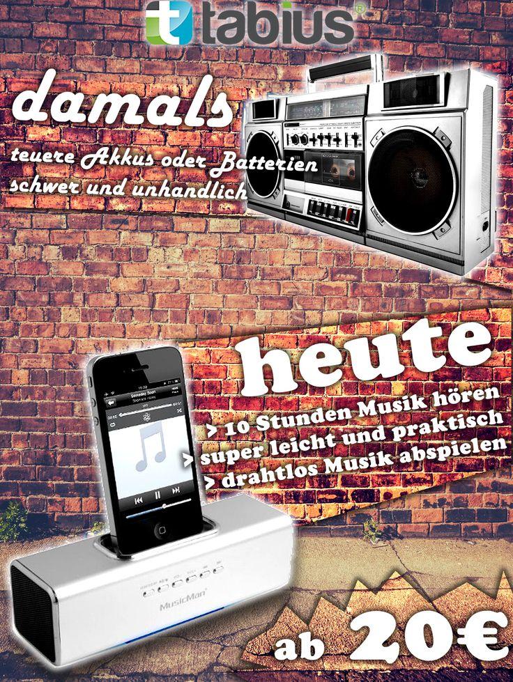 Hunderte mobile #Lautsprecher schon ab 20€ gibts bei #Tabius
