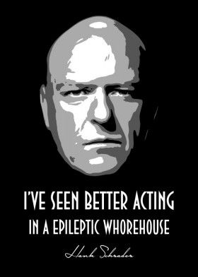 Hank Schrader on Poster! @Displate #hank #popart #collection #scarface #schrader #quotes #breakingbadfans #decoration #mancave #cooking #discount #cartel #awesome #lospollos #biggiesmalls #movies #displate #gustavo #geeks #displates #quote #posters #empire #gangster #worldstar #movie #fanart #sayings #money #urban #natedogg #weed #tvserie #drugs #crystalmeth #white #pinkman #heisenberg #jessepinkman #saulgoodman #netflix #tvshow #series #breakingbad #street #designs #walterwhite #skylerwhite
