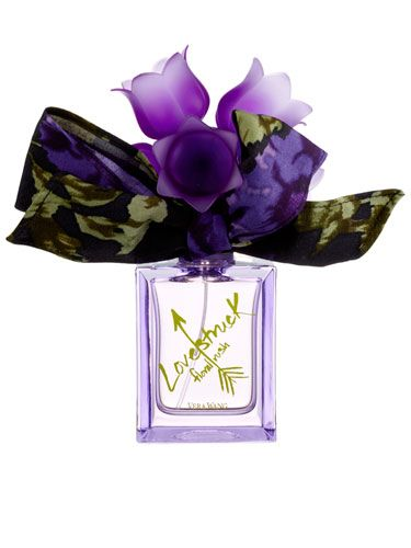35 More Fall Fragrances - Vera Wang Lovestruck Floral Rush