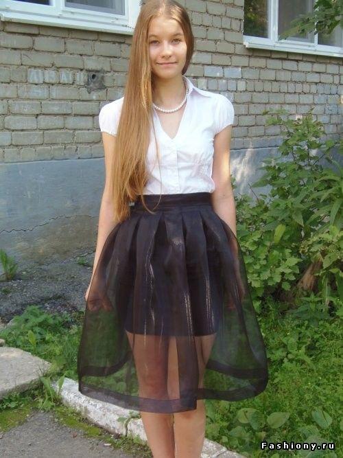 МК юбки для мини-юбки