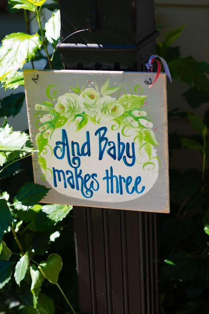 Gender Neutral Baby Shower Baby Shower Party Ideas