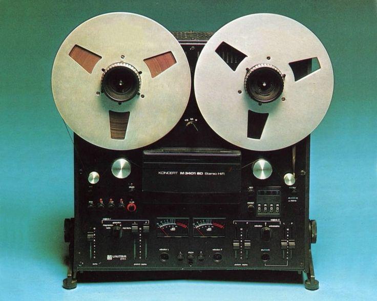 UNITRA Koncert M-3401 SD (Poland 1979) - www.remix-numerisation.fr - Rendez vos souvenirs durables ! - Sauvegarde - Transfert - Copie - Digitalisation - Restauration de bande magnétique Audio Dématérialisation audio - MiniDisc - Cassette Audio et Cassette VHS - VHSC - SVHSC - Video8 - Hi8 - Digital8 - MiniDv - Laserdisc - Bobine fil d'acier - Micro-cassette - Digitalisation audio - Elcaset