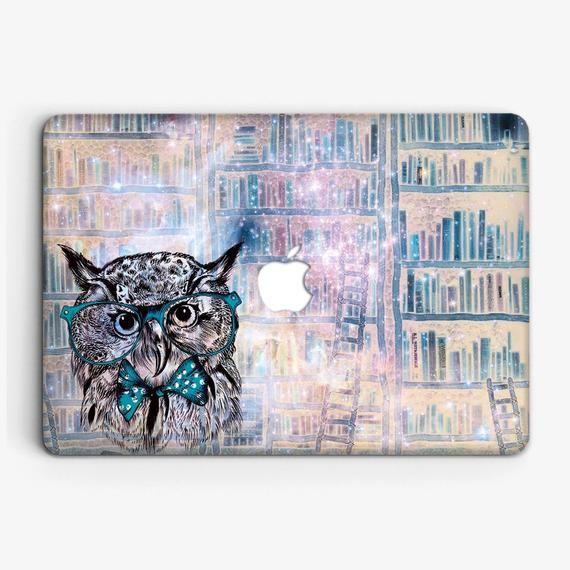 Mystery MacBook 13 2019 Case Owl MacBook Air 13 2018 Hard Cover MacBook 12 Macbook 11 Fairy Tail Pro