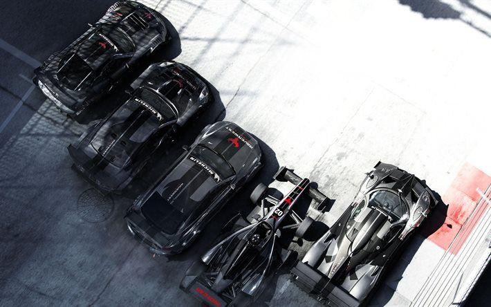 Grid Autosport, 4K, racing simulator