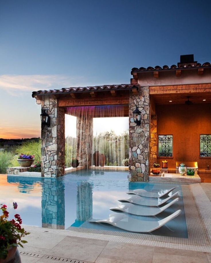148 best piscine images on Pinterest Decks, Homes and Swimming pools