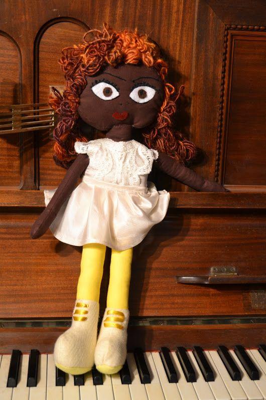 #dolls #handmade #hand #rekodzielo #art #girl #doll #fabricdoll #toys http://www.facebook.com/ArteJanka