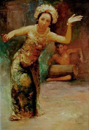 Trubus Sudarsono - Tari Bali