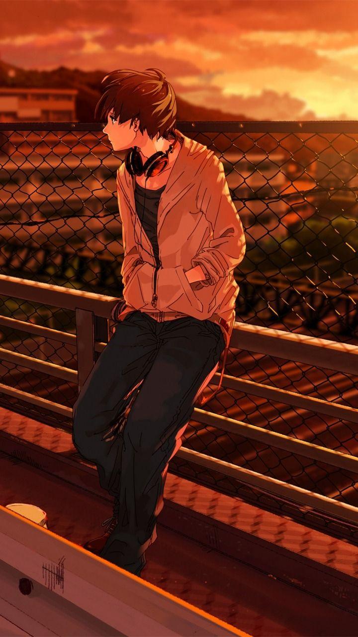 Anime Wallpapers Cute Anime Guys Cool Anime Guys Hd Anime Wallpapers Anime alone boy wallpaper
