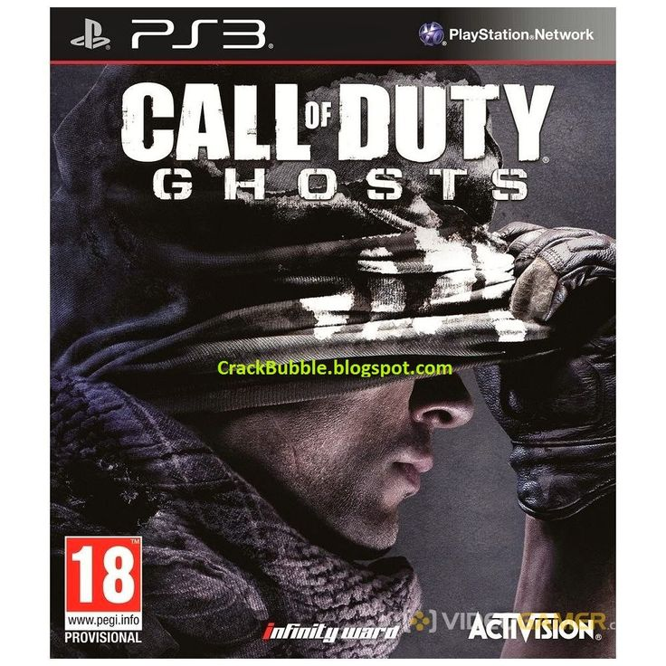 Everything Cracked: Call of Duty Ghost CD key