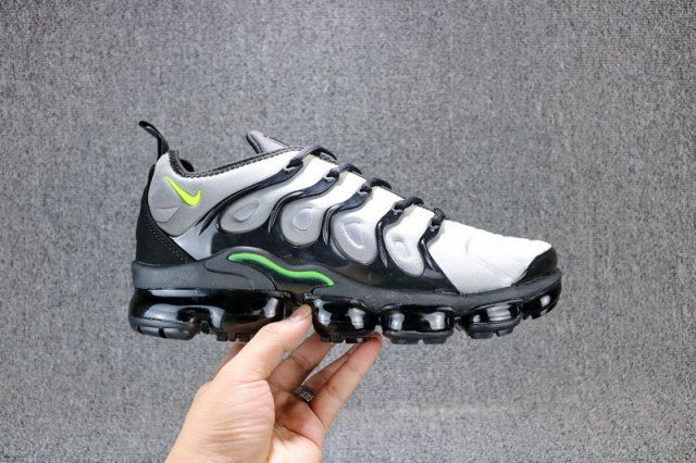 buy popular a267c 31ac4 Nike Air VaporMax Plus Men's/women's Running Shoes Grey ...