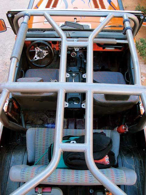 Scrambler Cage   Jeeps   Pinterest