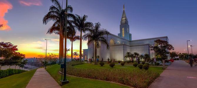 10 Best Campinas Brazil Temple Images On Pinterest Lds