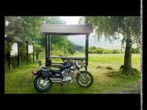 Yamaha Virago 535 + motorkářská, Horkýže Slíže : krásné fotky s Yamaha Virago 535 +, motorkářská, Horkýže Slíže , krásy naší vlasti , Radek Heřman , adrenalin style , záznam zvuku spravuje: EMI