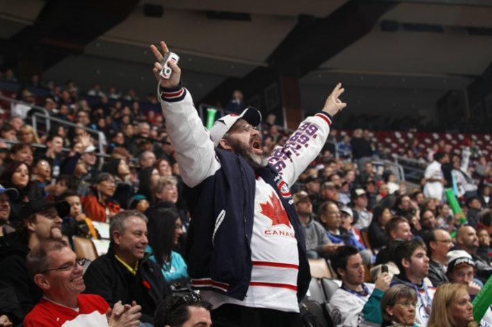 World Junior hockey 2013: Canada really isn't happy about losing to USA - SBNation.com