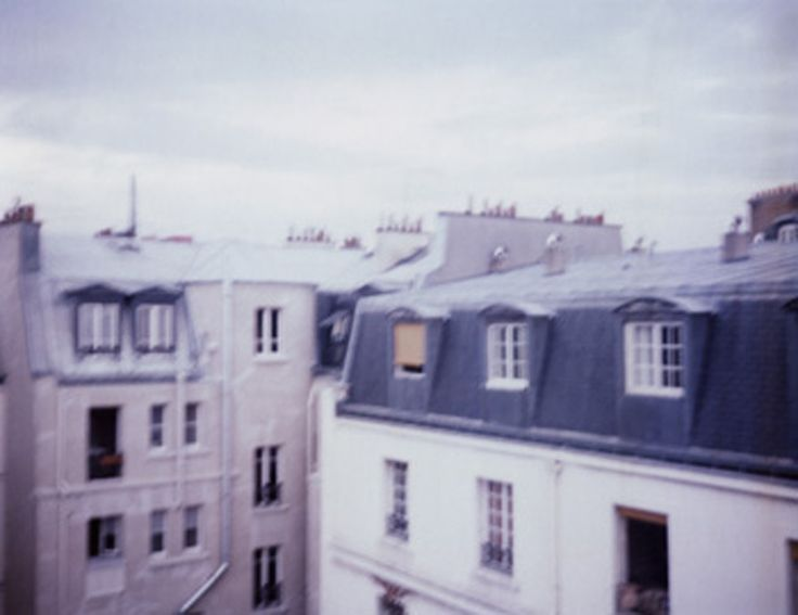 Paris [Polaroid] by Bas Adriaans, via 500px