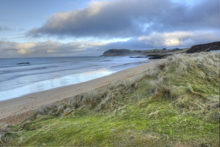 The Long Strand, Culdaff Beach