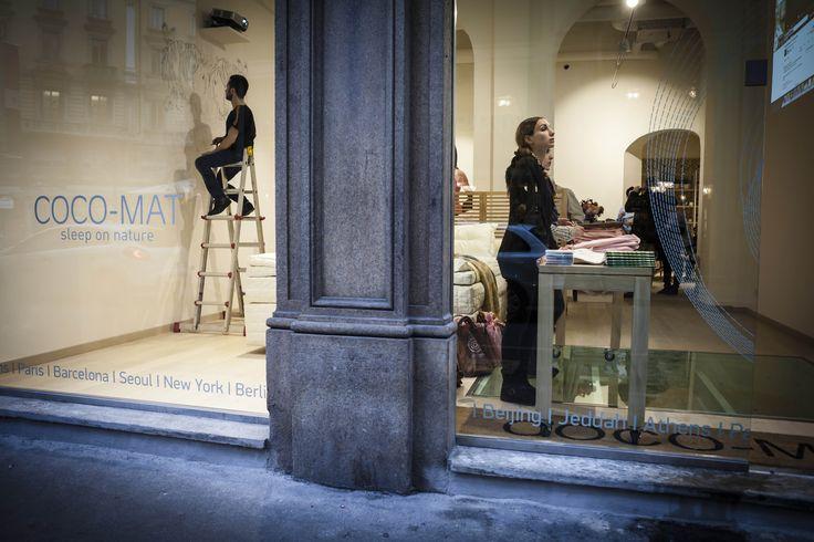 #milan #store