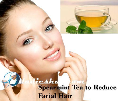 Spearmint Tea Facial Hair 47