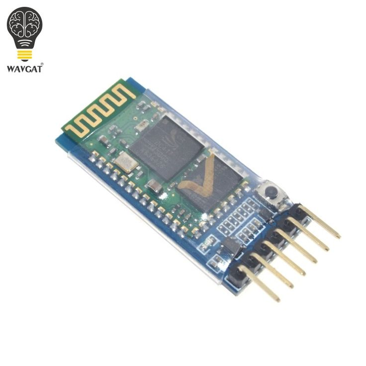 HC05 HC-05 master-slave 6pin JY-MCU anti-reverse, integrated Bluetooth serial pass-through module, wireless serial dai