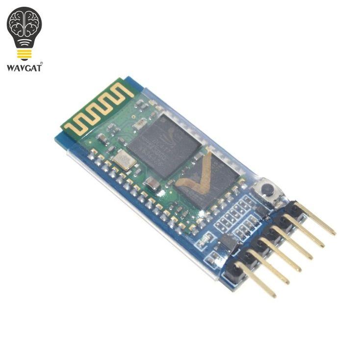 HC05 HC-05 master-slave 6pin JY-MCU anti-reverse, integrated Bluetooth serial pass-through module, wireless serial dai