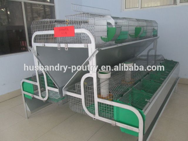 Source commercial rabbit cages of 2 or 3 tires with rabbit plastic slat floor(rabbit cage-028) on m.alibaba.com